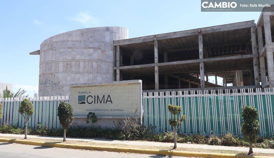 CMIC y CCE exigen investigar compra del hospital CIMA tras presentar fallas estructurales