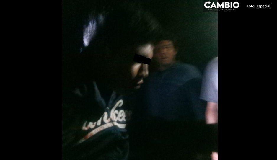 Dan brutal golpiza a lacra por intento de  violación a niña de 12 años en Atlixco