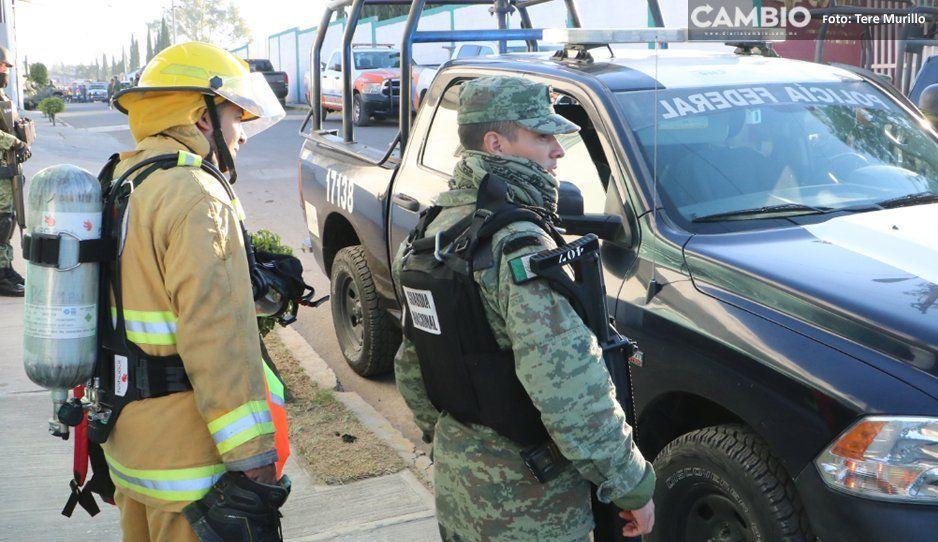 Huachigasero muere al ordeñar desde túnel clandestino y desata pánico en Villa Frontera