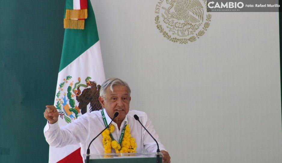 AMLO vuelve el 31 de agosto a Puebla, estará en Chignahuapan y El Seco para revisar hospitales