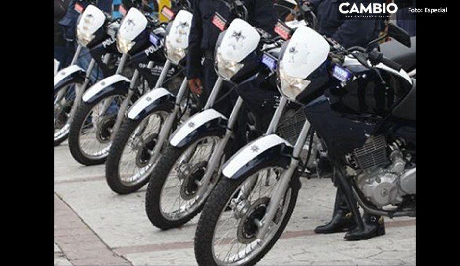 Comuna invierte 9.7 millones de pesos en 13 camionetas y 4 motocicletas para patrullaje