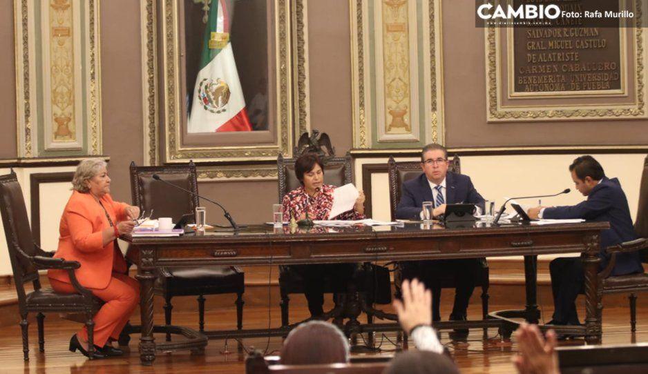 Congreso aprueba observaciones a 110 cuentas públicas y remite dictámenes a las ASE
