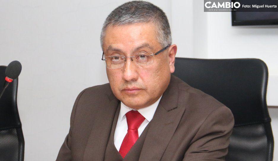 Niega secretario del Trabajo conflicto de interés por reducción de nómina estatal