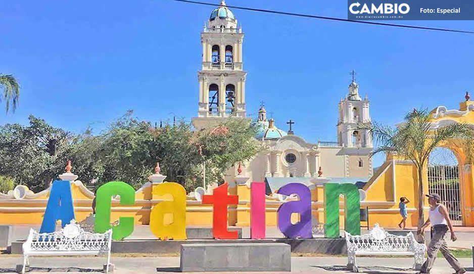 Prevén construir un mercado en lugar del Centro de Justicia para la Mujer en Acatlán de Osorio