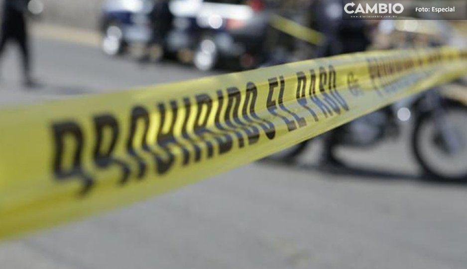 Mujer pierde la vida tras ser atropellada en la carretera Texmelucan-El Verde
