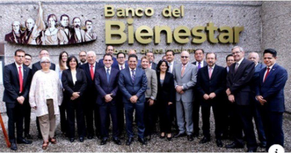 Arranca el Banco del Bienestar el banco de amlo para los mas vulnerables