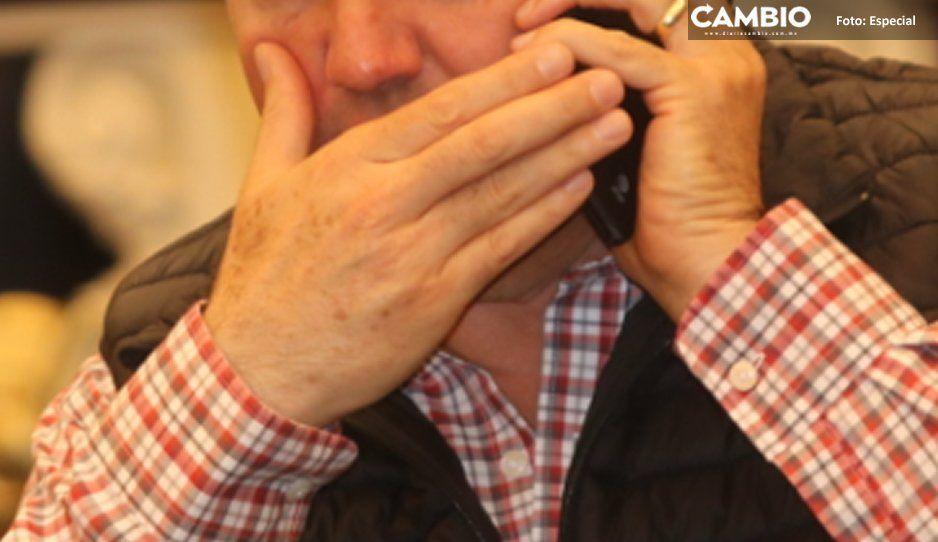 Que no te engañen: aumentan llamadas  de extorsión en Sierra Norte de Puebla