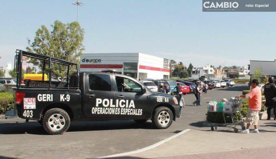 Atacantes obligan a desnudarse a joven y toman  fotografías en inmediaciones de Plaza San Diego