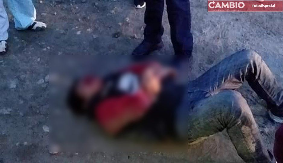 Intentan linchar a joven tras quitarle el celular a una estudiante en Amozoc