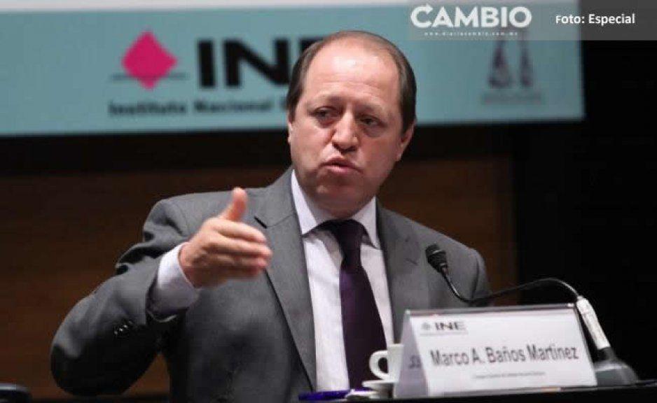 Consejero del INE asegura que las propuestas de AMLO representan un retroceso democrático