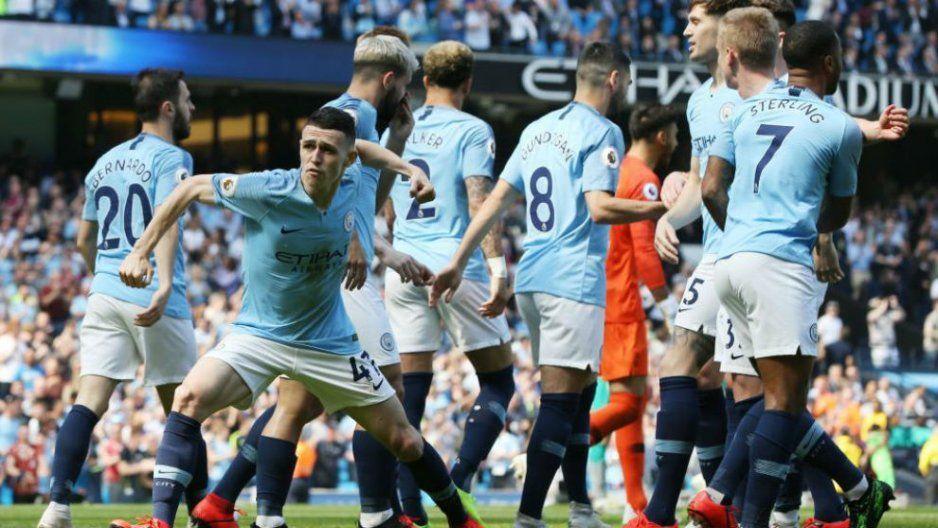 Foden y Ederson lideran revancha de Manchester City vs Tottenham (VIDEO)