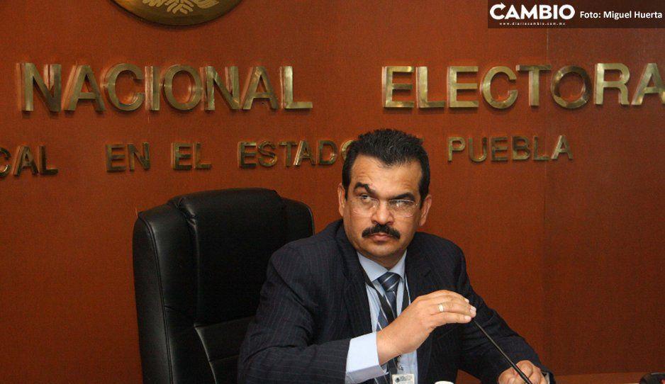 INE acusa a Morena de ser el partido que roba más funcionarios de casilla, van 26