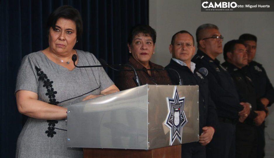 Ante la ola de inseguridad en Puebla, SSC presenta plan Blindaje Centro Histórico 488