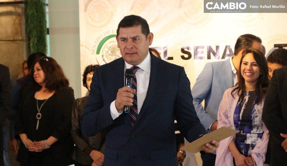 Armenta acepta que no es militante de Morena, pero insiste en ser candidato