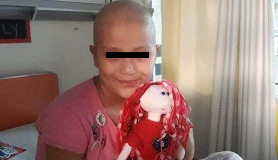 IMSS deja sin medicamento a Hali de 9 añitos y ahora pide a la comunidad apoyo para su tratamiento contra el cáncer