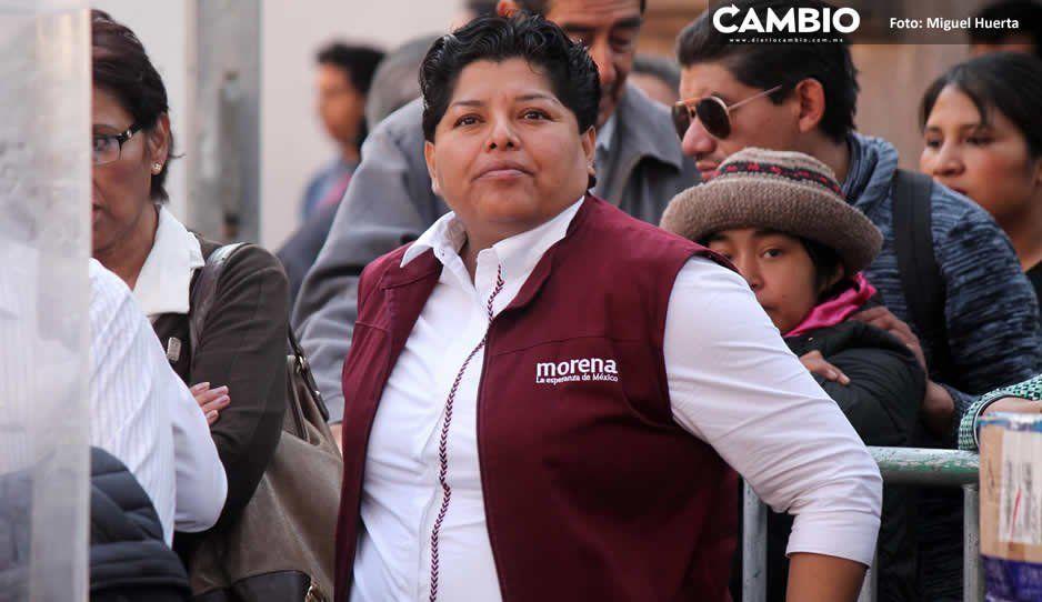 Karina Pérez explota contra CAMBIO por exhibir corrupción en San Andrés Cholula (VIDEO)
