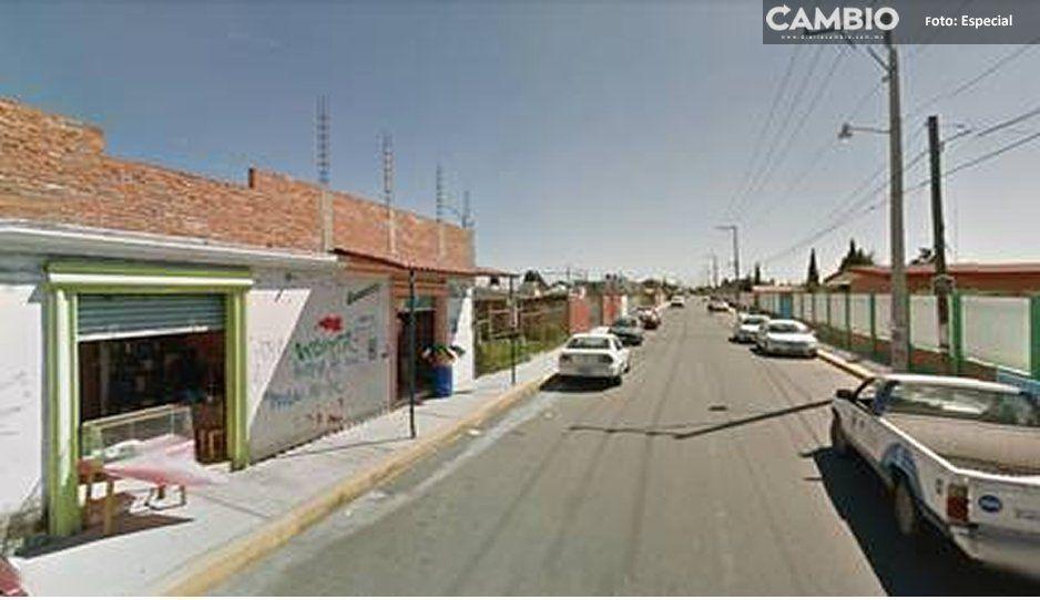 Vecinos de Cholula se alarman ¡encuentran vísceras en la calle!
