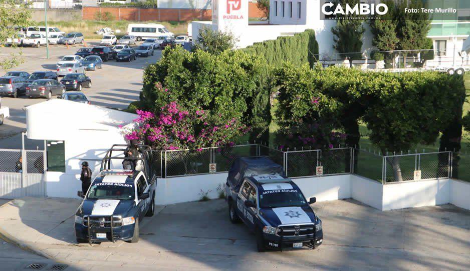 Adiós a Puebla Comunicaciones, Barbosa lo hará Sistema Estatal de Telecomunicaciones