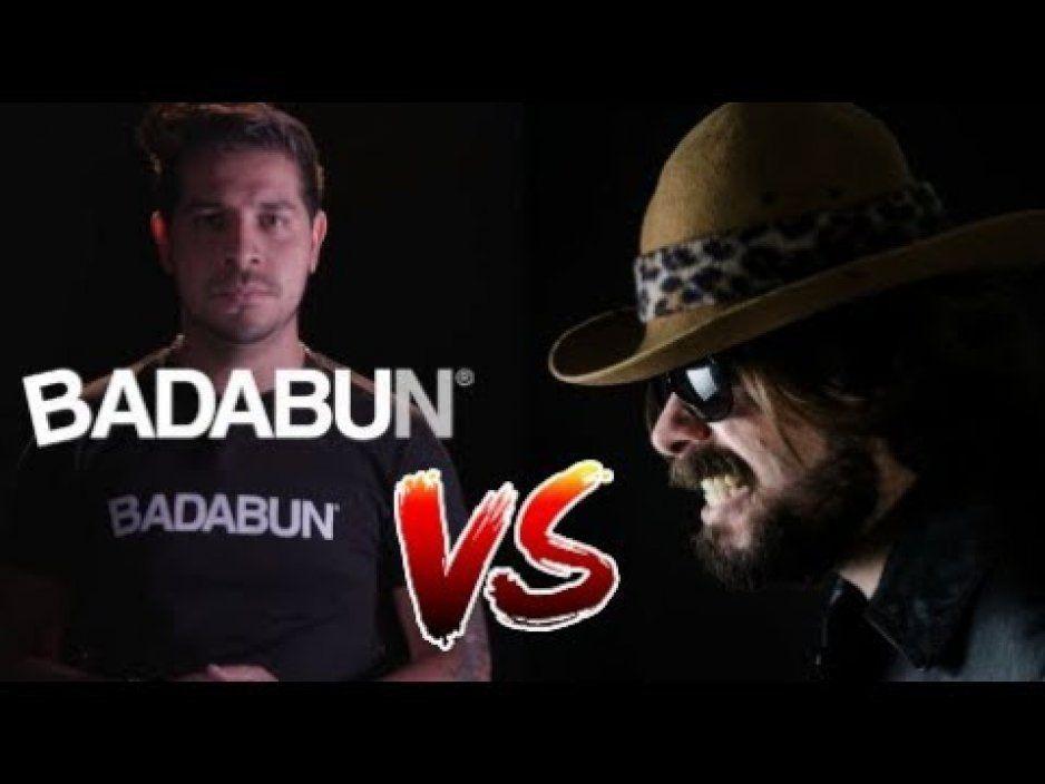 Revive la épica pelea entre Badabun y Dross (VIDEOS)