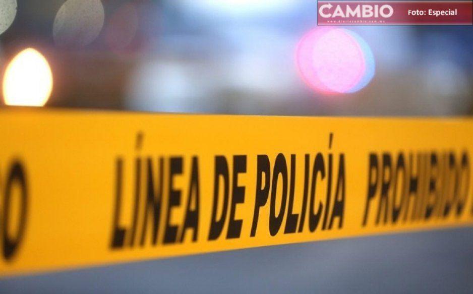 ¡Hasta que hicieron su trabajo! Policía impide el robo de un tracto camión en la Federal Puebla-Tehuacán