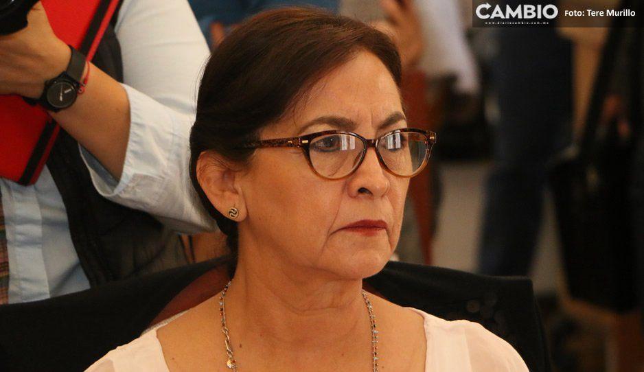 García Olmedo defiende presencia de Mario Marín en eventos de Jiménez Merino: tiene derechos políticos vigentes (VIDEO)