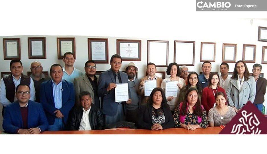 Realizan la primera revisión a la Guía Consultiva de Desempeño Municipal al Ayuntamiento de Cuautlancingo