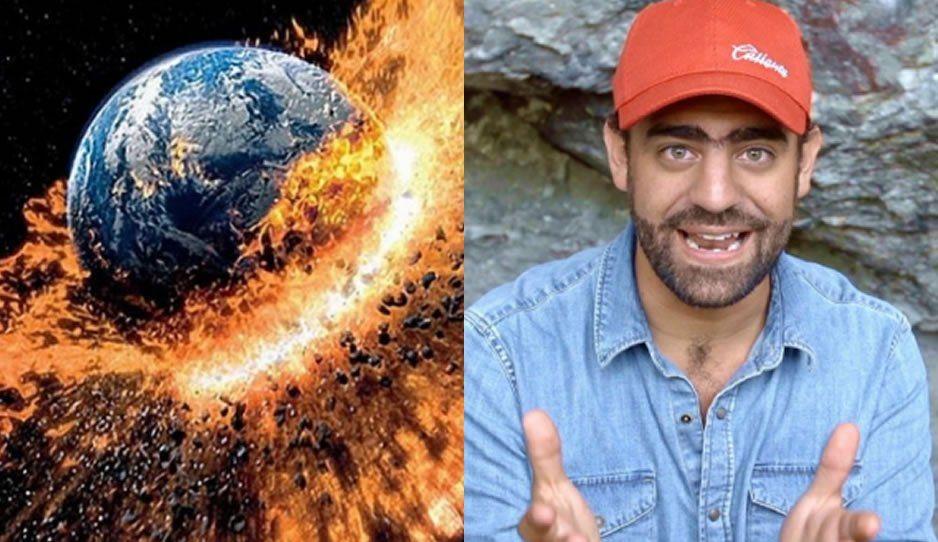 ¡En el 2050 el mundo se va a acabar! Alarma en redes conductor de Tv Azteca