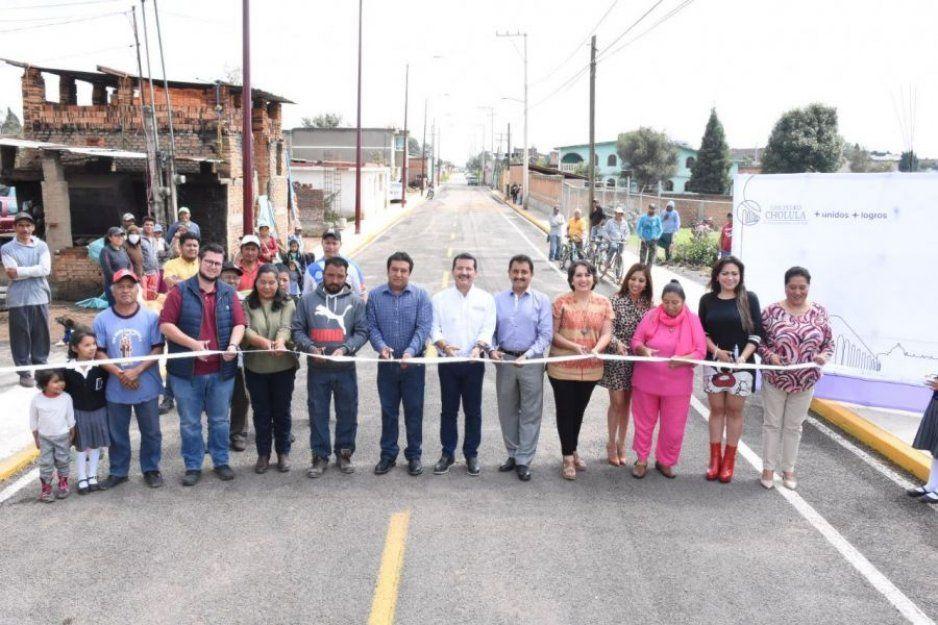 El trabajo en equipo coloca a San Pedro Cholula dentro de los mejores 50 municipios del país: Luis Alberto Arriaga