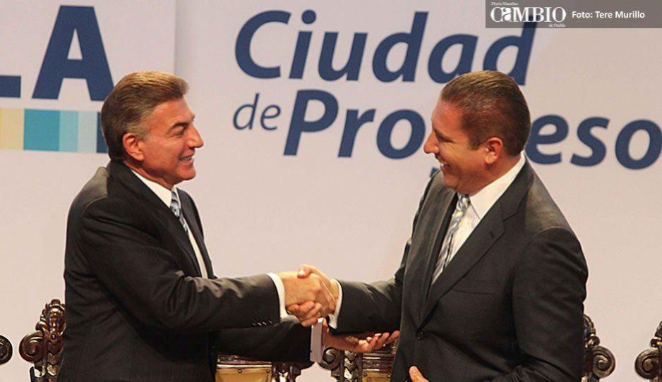 Moreno Valle fue el que dio la orden de robarse la luz desde el 2012