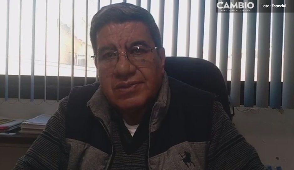 Texmelucan denuncia a director de Sosapatex por desvío de recursos