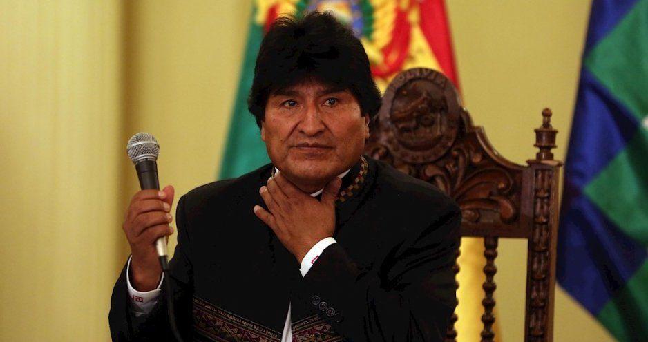 Evo Morales sale de México... Cuba su nuevo destino