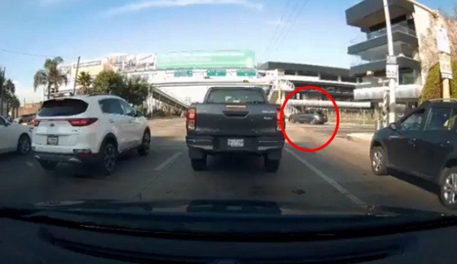 Esposa de empresario manejaba la camioneta Audi Q8 que mató a Verónica