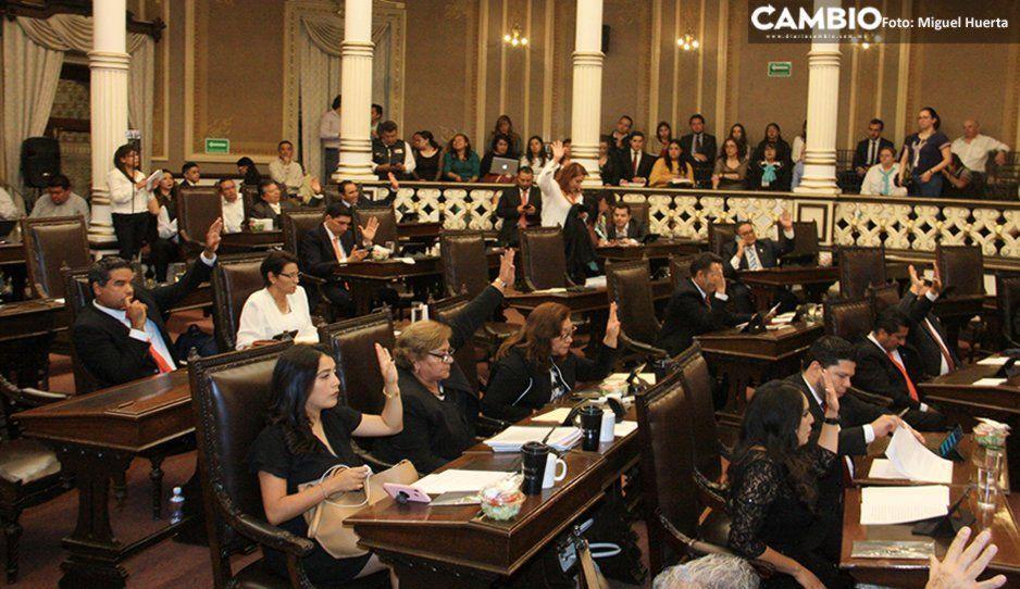 Ingresa al Congreso iniciativa para reformar la Ley Orgánica Estatal