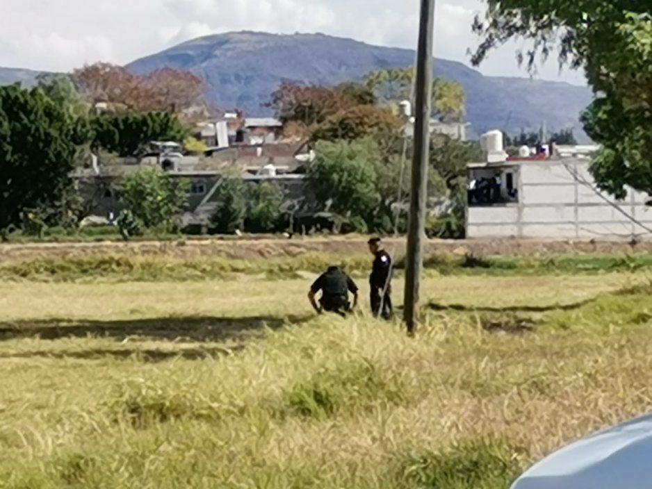 Localizan osamenta tras reporte ciudadano en Atlixco