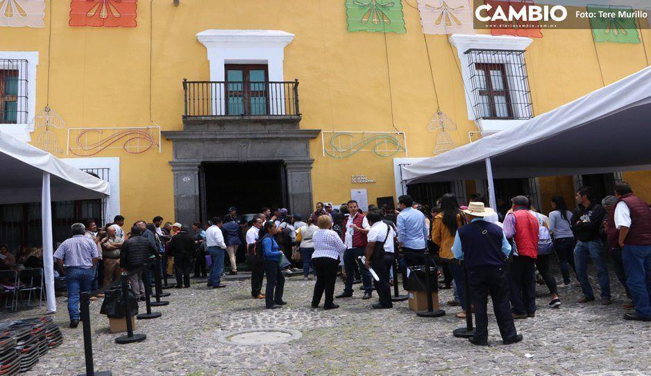 Barbosa rompe récord: atiende durante 10 horas en la quinta Jornada Ciudadana