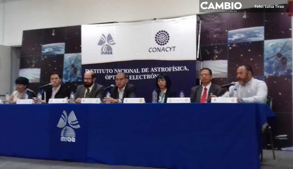 Investigadores del INAOE rechazan Ley de Humanidades, Ciencias y Tecnologías