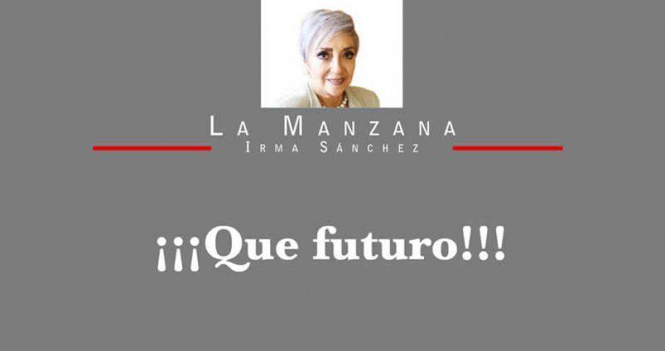 ¡Qué futuro!