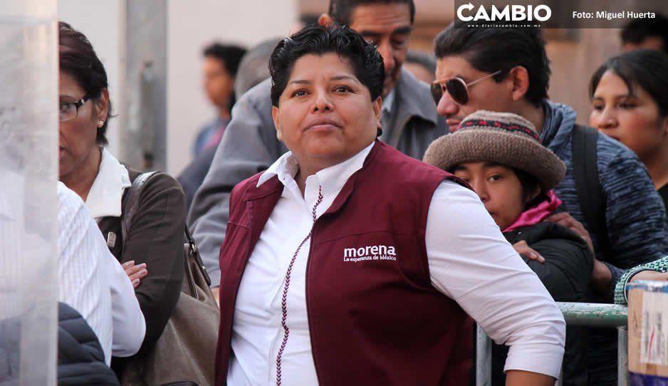Karina Pérez insiste en que Barbosa tiene derecho de contender de nuevo