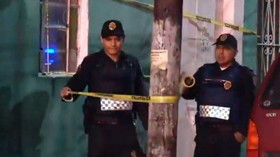 ¡Enfermo! Hombre quema vivos a sus seis hijos en la CDMX (FOTOS)