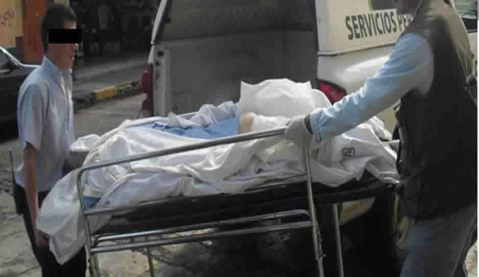 Hallan a abuelito golpeado y degollado dentro de su domicilio en San Ramón