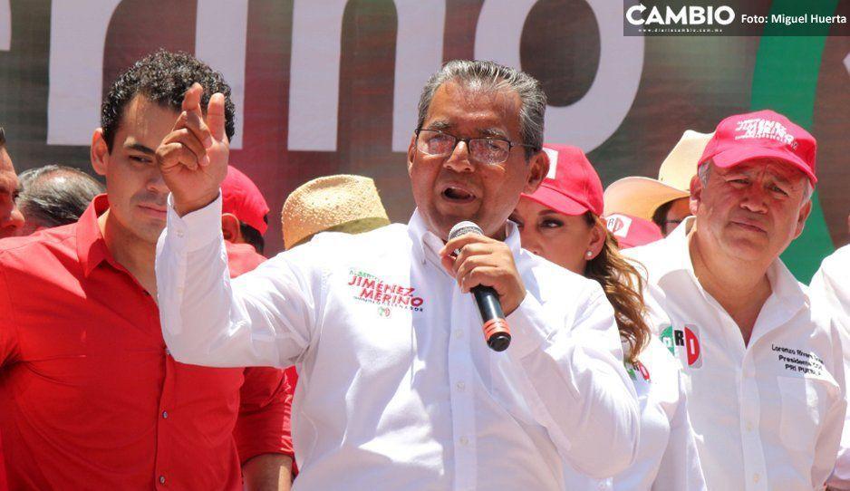 Menosprecio de Marko Cortés es una falta de respeto, que se guarde su opinión: Jiménez