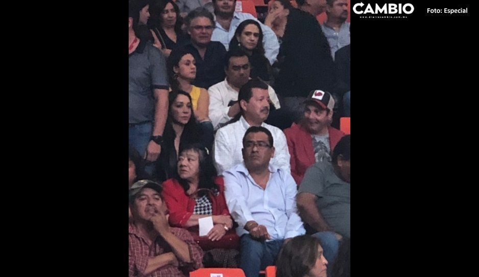 Arriaga y Lety Torres se divierten con  El Potrillo a una semana de la muerte de Santi