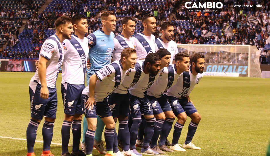 Club Puebla culminó el Clausura 2019 siendo la sexta mejor defensiva del torneo