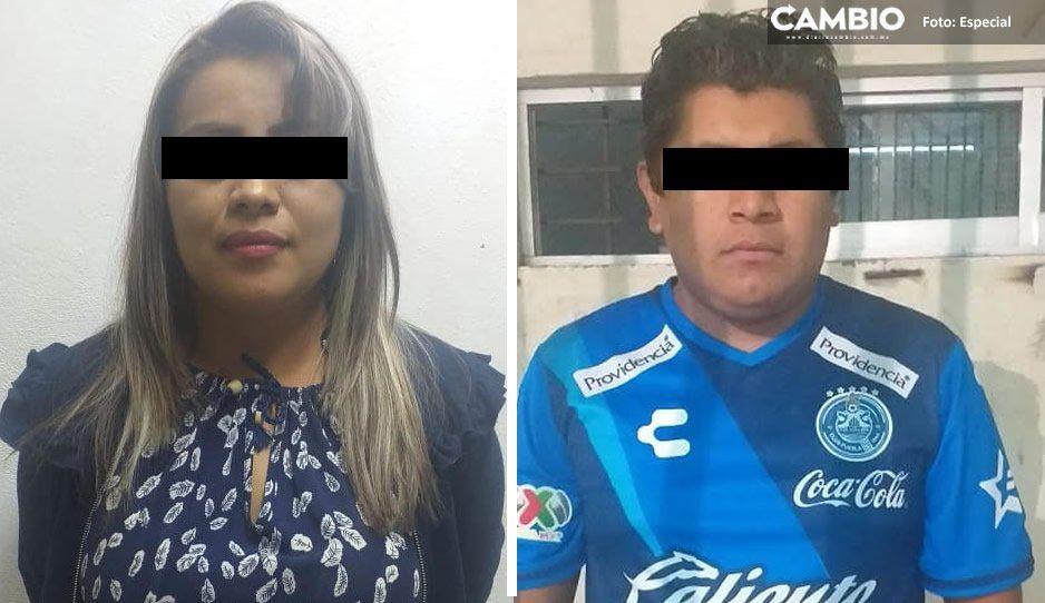 Los detienen alcoholizados en plena Ley Seca y con un paquete de cocaína en Amozoc