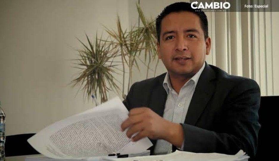 Informe de Karina Pérez fue un homenaje a la mentira: Edmundo Tlatehui