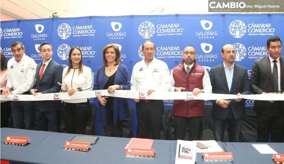 Arranca oficialmente el Buen Fin en Puebla; prevén derrama económica de 6 mil millones