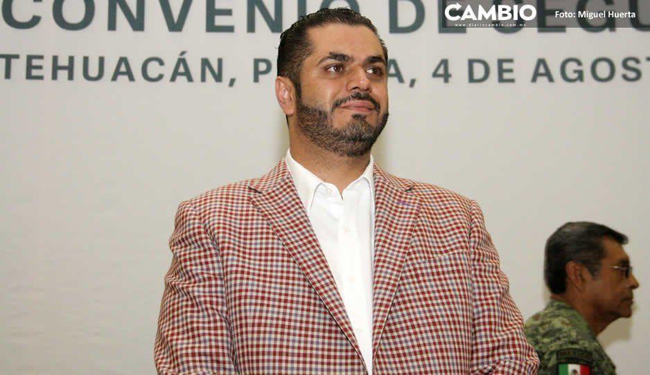 Patjane de los peores alcaldes: apenas el 11.7 por ciento de tehuacaneros confían en él, según Massive Caller