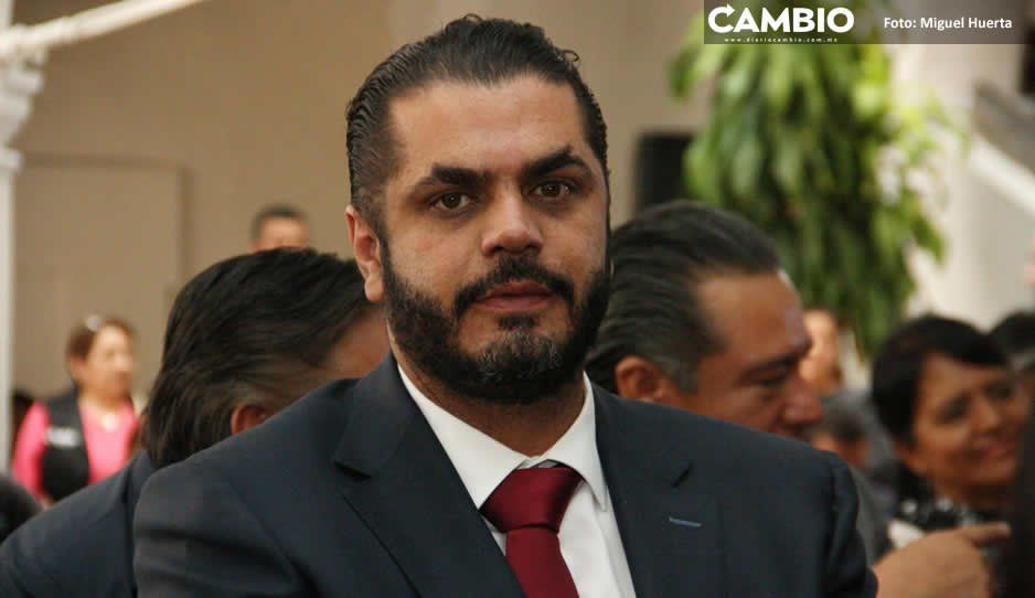 Patjane dio obras en Tehuacán a Odis Asversa, empresa relacionada con Romero Deschamps