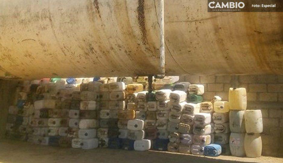 Centro de acopio de residuos peligrosos era un riesgo para habitantes en Amozoc
