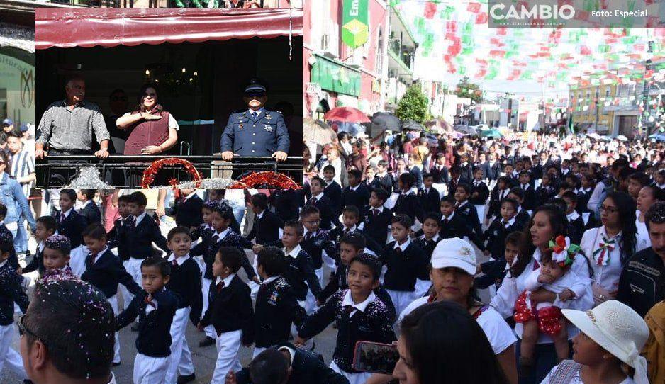 Concluyen con éxito los festejos del 209 Aniversario de la Independencia en Texmelucan (FOTOS)